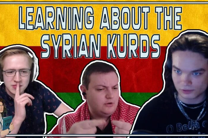 Discussing Kurdish Issues (ft.Anthony Buisson) – [YouTube video]