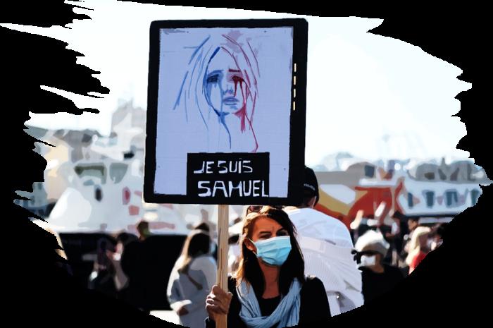 Long live secularism – Vive la laïcité!