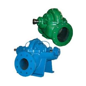 split case pumps
