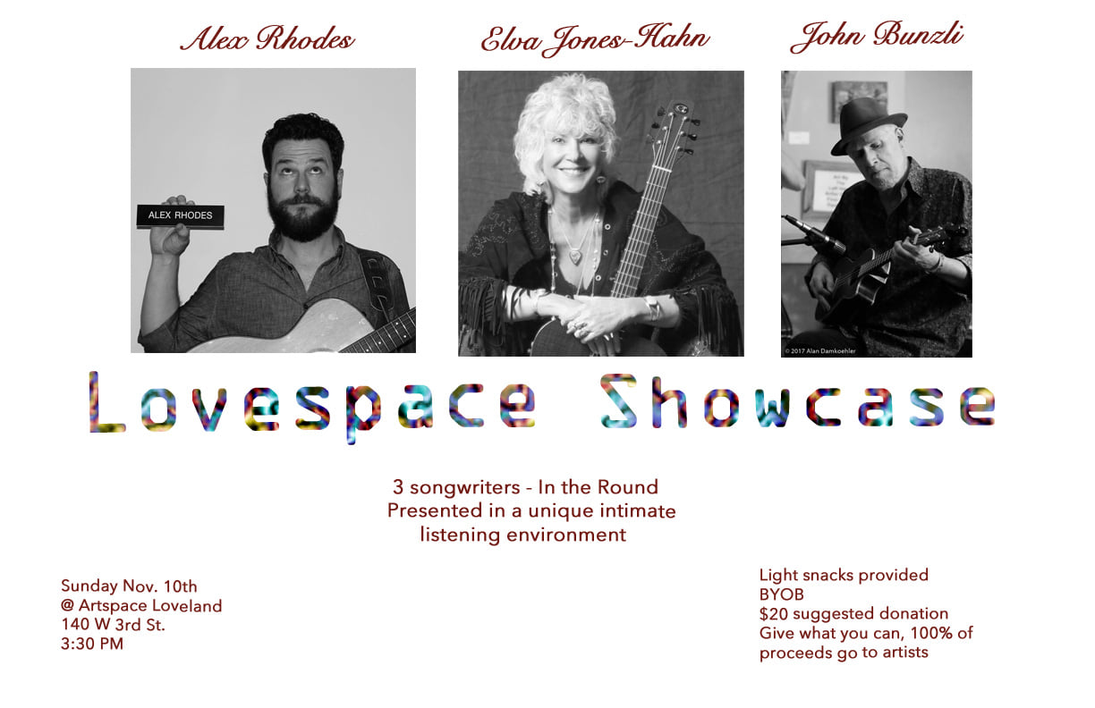 LOVESPACE SHOWCASE