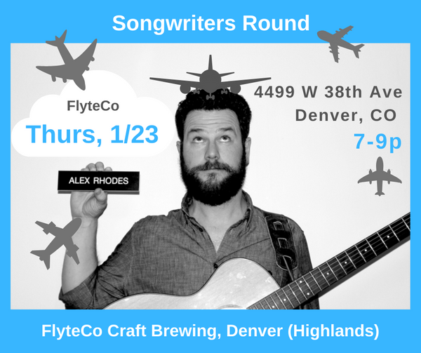 SONGWRITERS ROUND