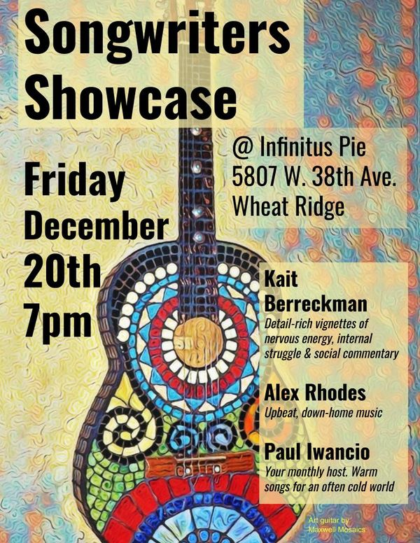 SONGWRITERS SHOWCASE