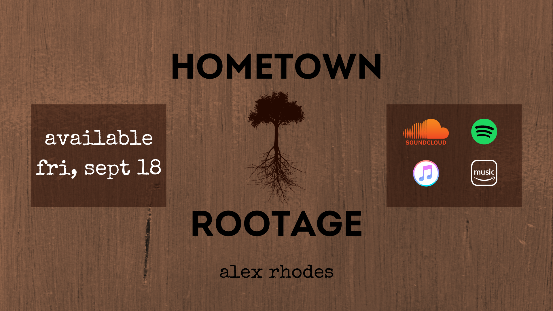Hometown Rootage (Single) Release!!!