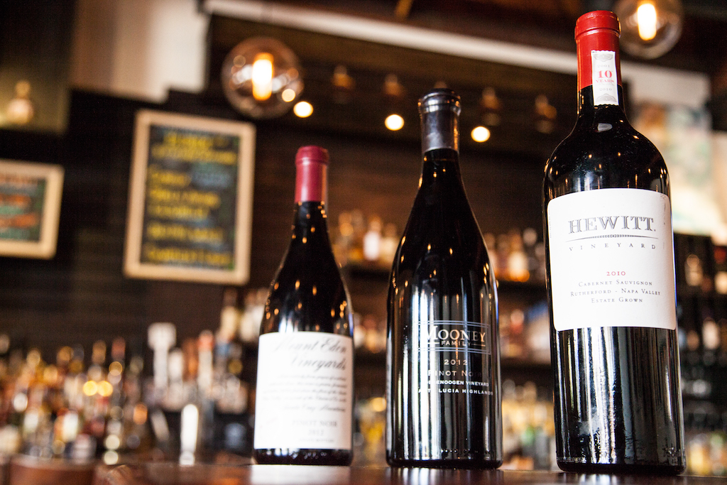 50% of Bottles of Wine Every Tuesday Night