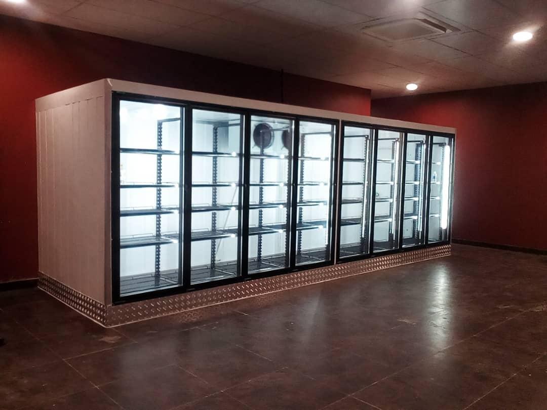 Complete Bespoke Design Service For Cold & Freezer Rooms