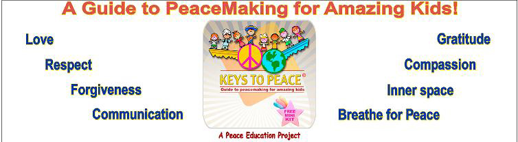 Peace Making for Amazing Kids