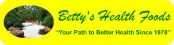 bettys health foods logo