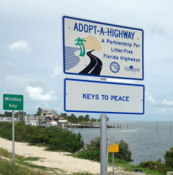 Adopt a Hwy Upper Boundary