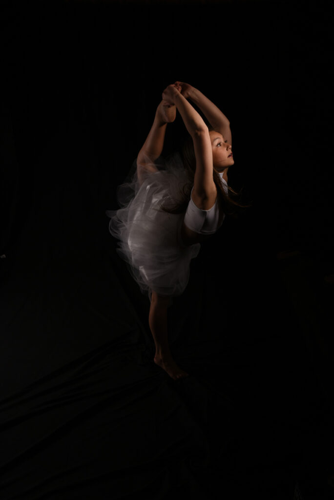 Dancer portrait