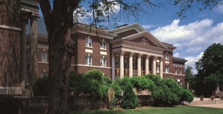 SUNY Albany Draper Hall