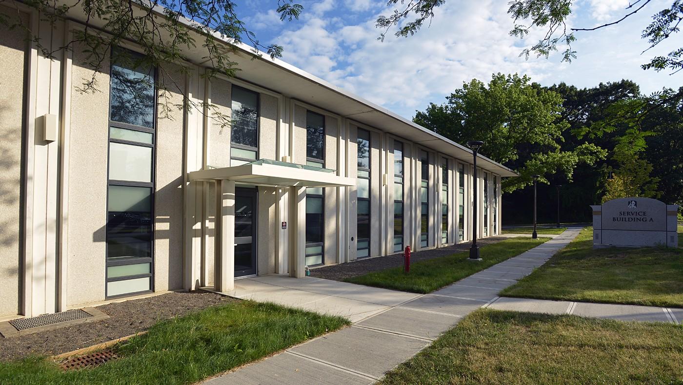 SUNY Albany Service Building A