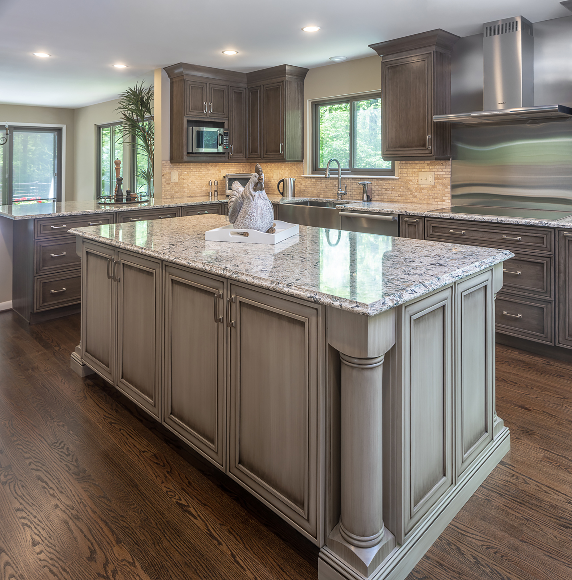 Building Your Dream Interior Kitchen With Convection Oven