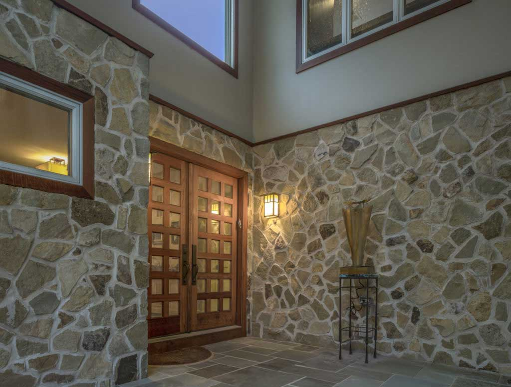 Building Your Dream INC Timonium, Maryland Entryway of Home