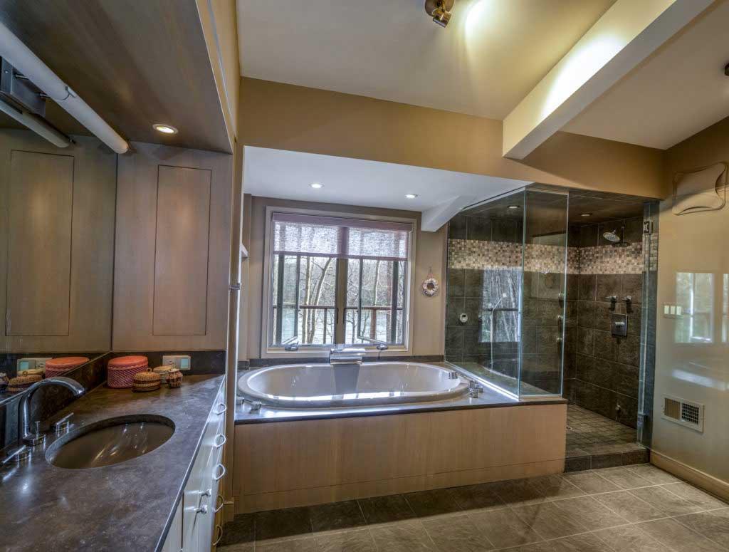 Building Your Dream INC Timonium, Maryland New Construction Bathroom