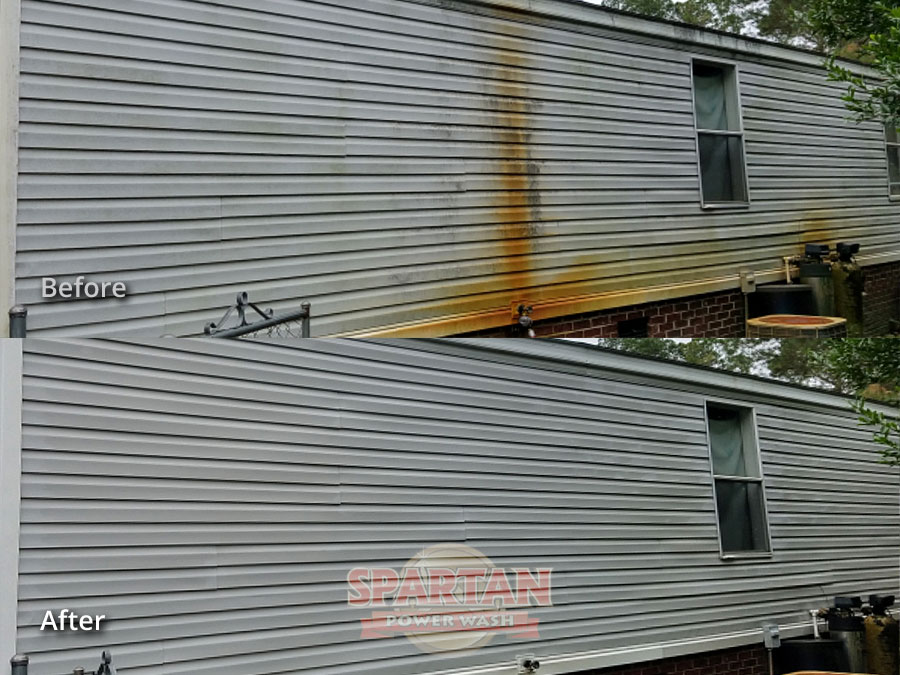 House Soft Pressure Washing Columbia SC