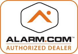 Alarm.com home security alarm system Austin