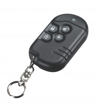 Wireless PowerG Security 4 Button Panic Key PG9939 $30.00