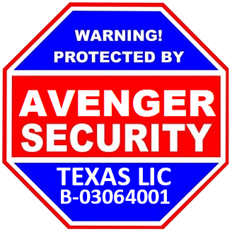 Avenger Security Logo