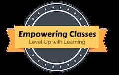 Empowering Classes