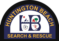 Huntington Beach Search and Rescue Logo