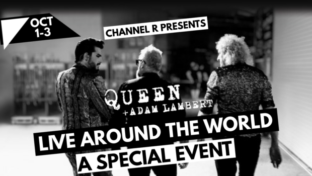 QueenLiveAroundTheWorldSpecial