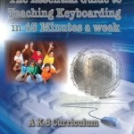 Book Review: K-8 Keyboard Curriculum
