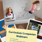Curriculum Companions for K-5 Start August 8th