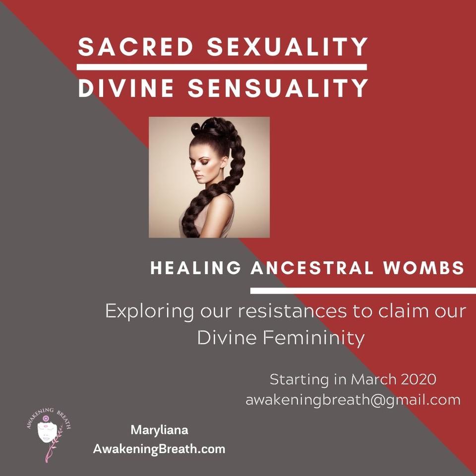 Sacred Sexuality Workshop