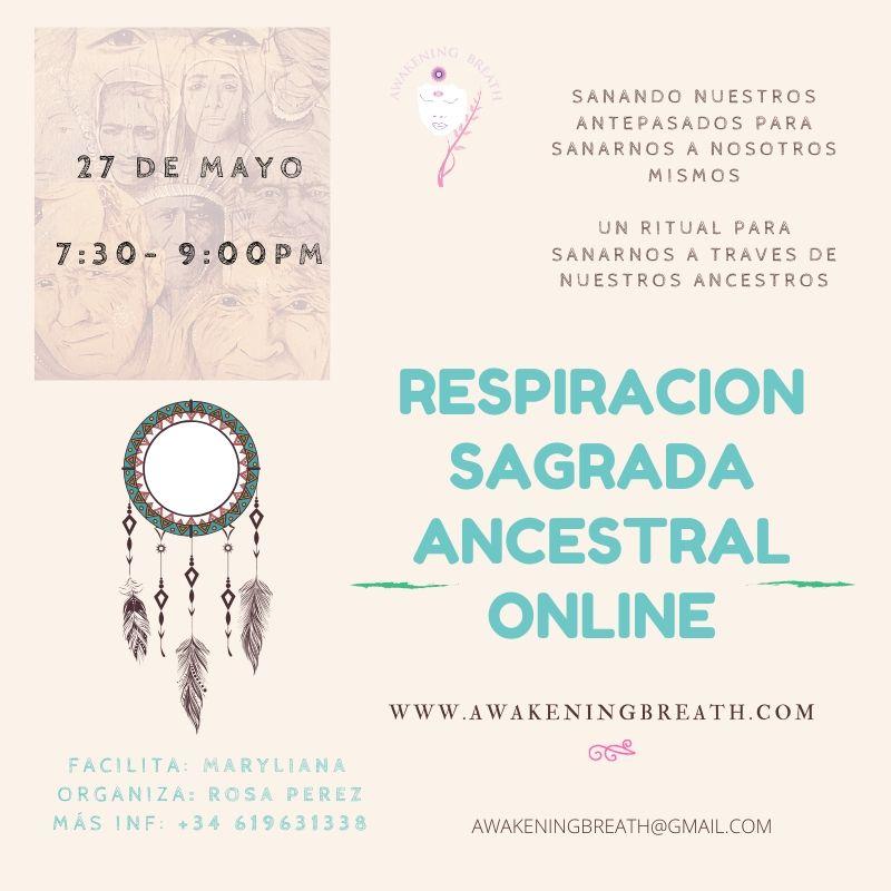 Respiración Sagrada Ancestral