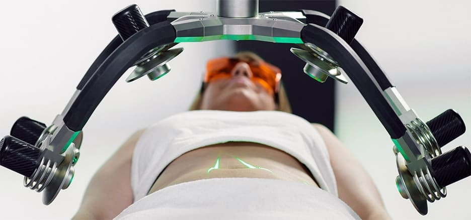 Shed problem fat naturally with the first FDA-approved, non-invasive laser lipo body contouring procedure