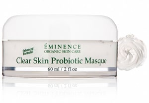 Eminence's Clear Skin Probiotic Masque to keep you skin healthy