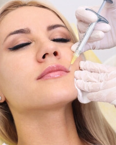 "Radiesse is considered a ""sub-dermal"" filler"