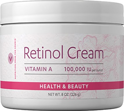 Retinol Cream is effective for softening wrinkles