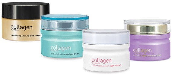 Can collagen creams benefit our collagen? No.