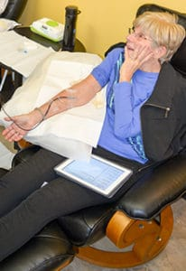 IV administration of glutathione is the only way to effectively get it into the body.