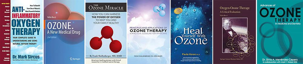 Many books on the science of Ozone Therapy are available from Amazon