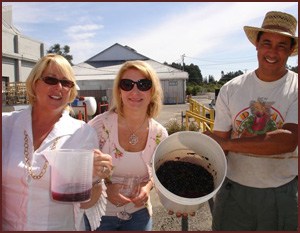 Denise Selyem - Winemaker