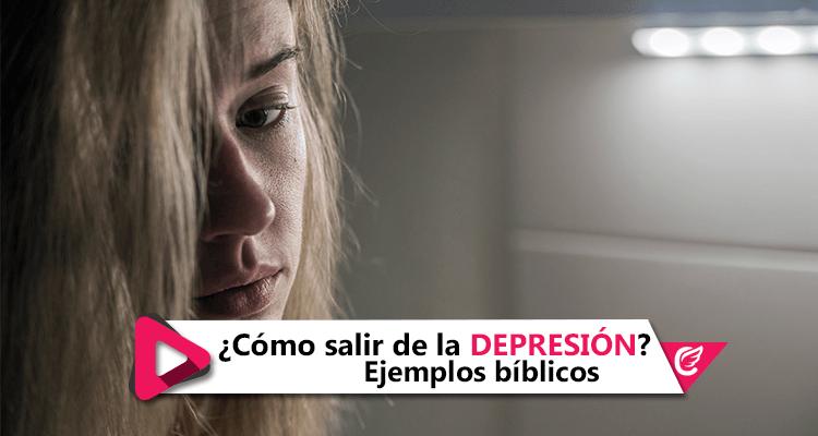Cómo salir de la depresión, ejemplos bíblicos. #CelestialStereo #RadioCristiana