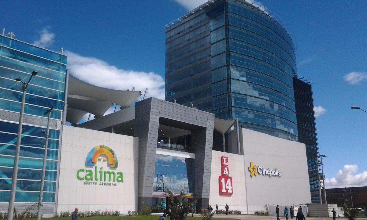 CENTRO COMERCIAL CALIMA 14