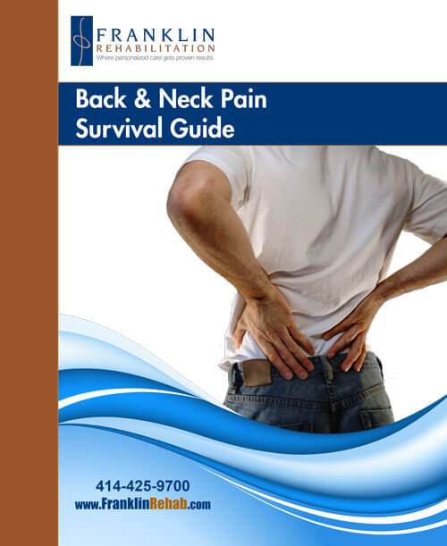franklin back and neck pain survival guide