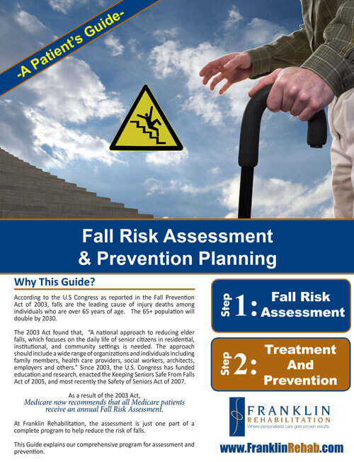 franklin fall risk assessment and prevention planning