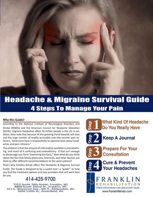 headache and migraine survival guide