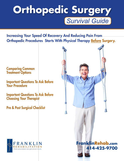 orthopedic surgery survival guide