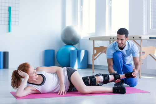 Physical therapy and surgery