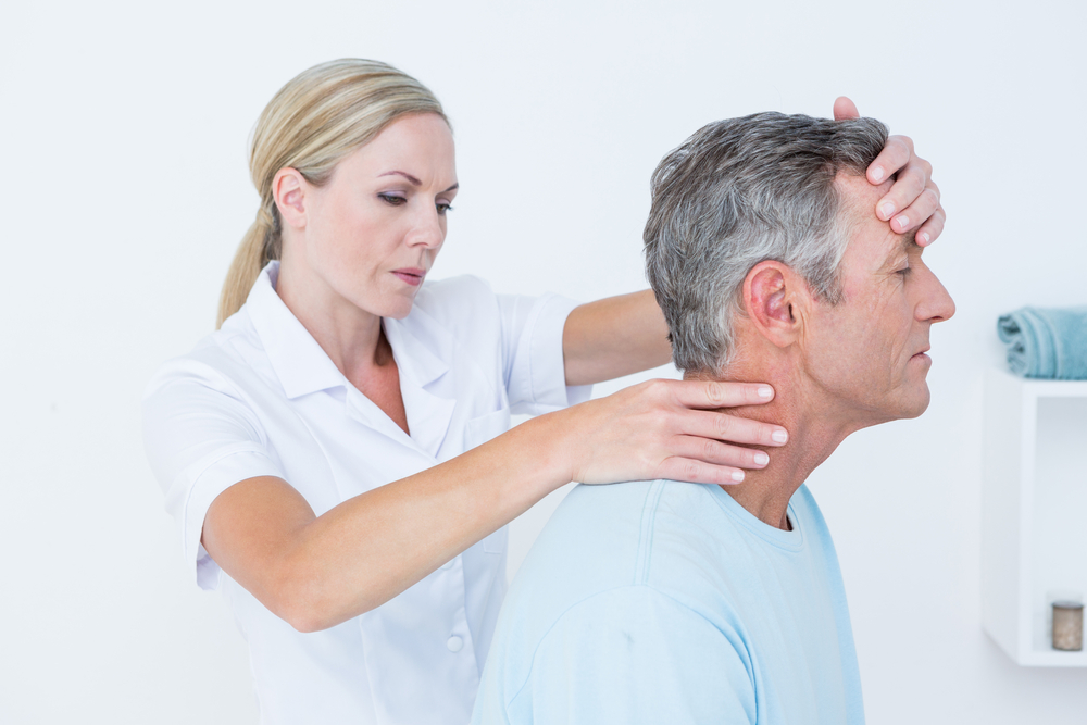 Physical Therapy Exercises for Tension Headaches