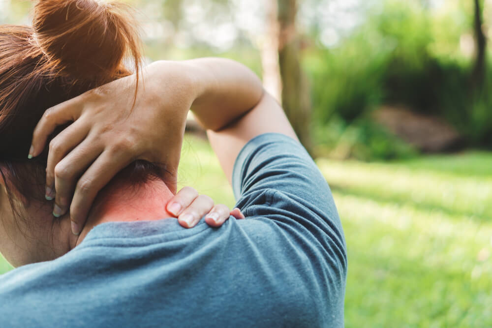 What is the best treatment for neck and shoulder pain?