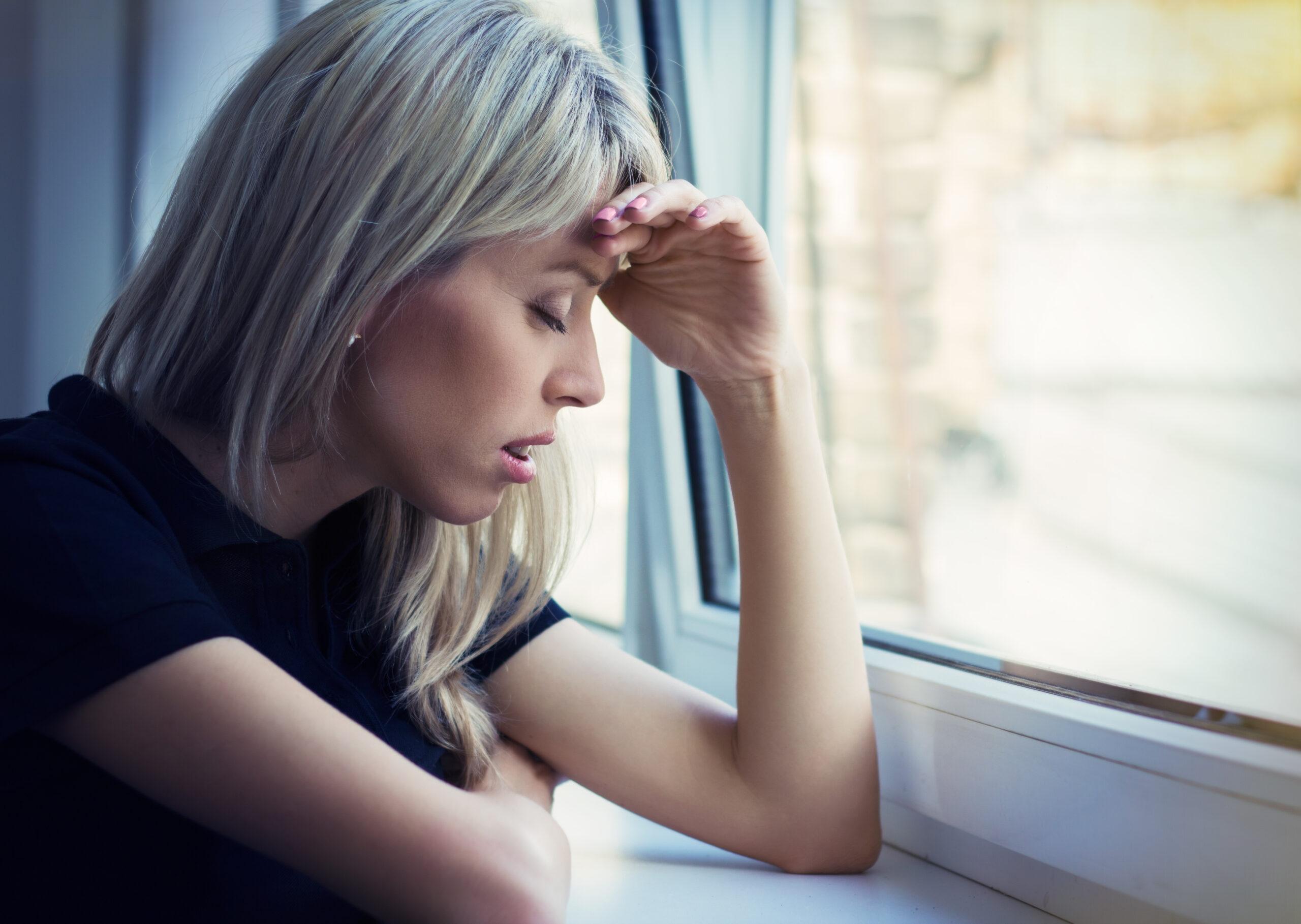 SEVERE HEADACHES AND DEBILITATING ANXIETY