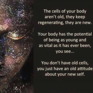 Reiki Ranch is seeing the cells of your body grow younger
