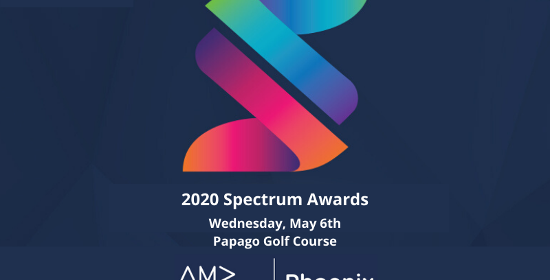 2020 Spectrum Awards Wednesday, May 6th Papago Golf Course