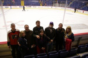 Reading Royals Hockey Game 2017